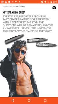Pro Wrestling Illustrated apk screenshot