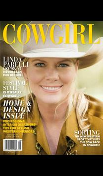 Cowgirl Magazine poster