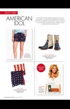 Cowgirl Magazine apk screenshot