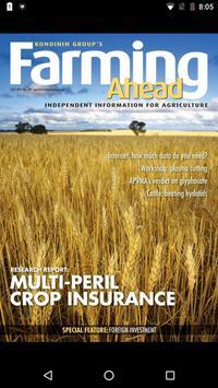 Farming Ahead poster
