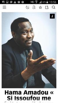 Jeune Afrique Edition Digitale apk screenshot