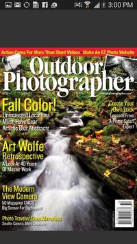 Outdoor Photographer poster