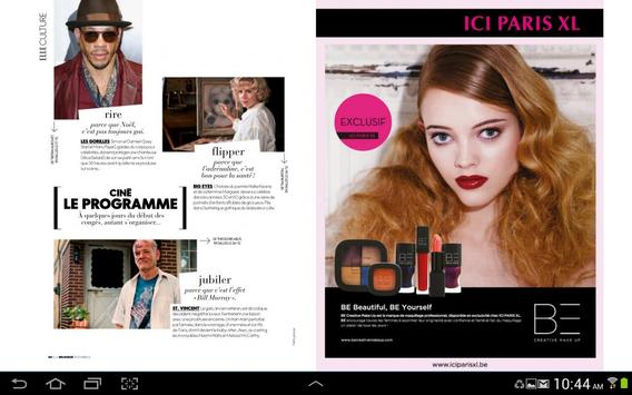 ELLE Belgique screenshot 8