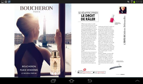 ELLE Belgique screenshot 12