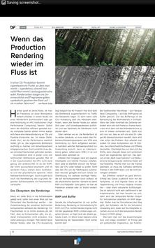 Digital Production - Magazin screenshot 9