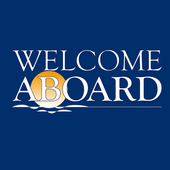 Welcome Aboard icon