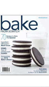 Bake From Scratch Affiche