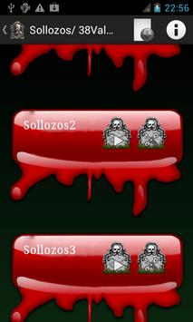 600 free Ringtones of Terror screenshot 2