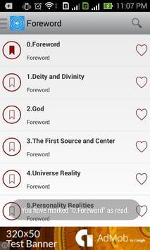 Urantia Audio Book Free screenshot 7