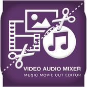 Audio Video Editor icon