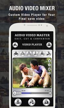 Audio Video Editor apk screenshot