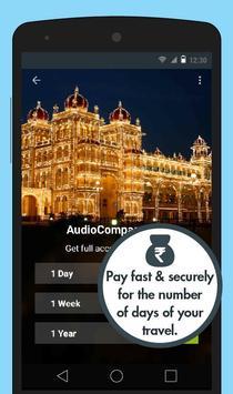Tamil Nadu Audio Travel Guide apk screenshot