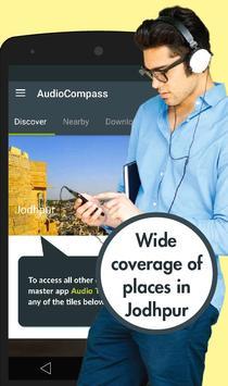 Jodhpur Audio Travel Guide poster