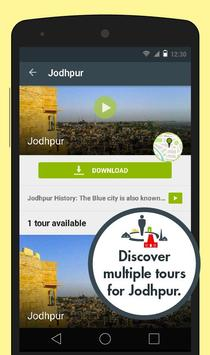 Jodhpur Audio Travel Guide screenshot 1