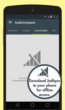 Jodhpur Audio Travel Guide apk screenshot
