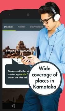 Karnataka Audio Travel Guide poster