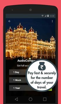Karnataka Audio Travel Guide screenshot 7