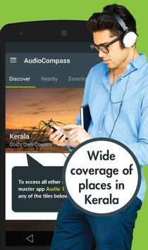 Kerala Audio Travel Guide poster
