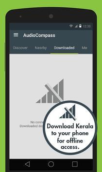 Kerala Audio Travel Guide screenshot 2