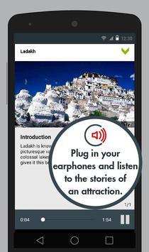 Leh Ladakh Audio Travel Guide apk screenshot
