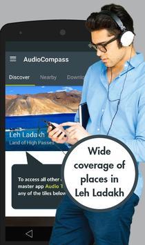 Leh Ladakh Audio Travel Guide poster