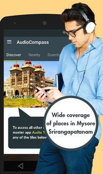 Mysore Audio Travel Guide poster
