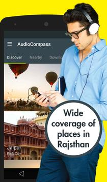 Rajasthan Audio Travel Guide poster