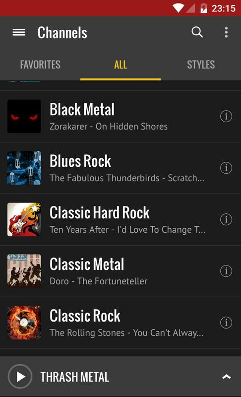 Rock Radio APK