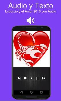 Escorpio y el Amor 2018 con Audio poster