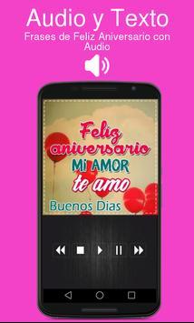 Poema Feliz Aniversario Mi Amor Con Audio poster