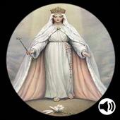 Oracion a Maria Reina de los Angeles con Audio icon