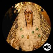 Oracion a Nuestra Señora de la Macarena con Audio icon
