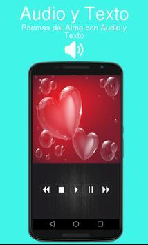 Poemas del Alma con Audio y Texto poster