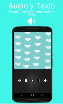 Poemas del Alma con Audio y Texto screenshot 1