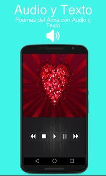 Poemas del Alma con Audio y Texto screenshot 2