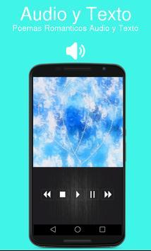 Poemas Romanticos Audio y Texto screenshot 1