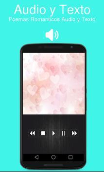 Poemas Romanticos Audio y Texto screenshot 2