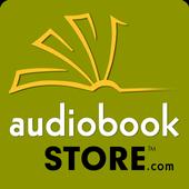 Audiobooks by AudiobookSTORE icon