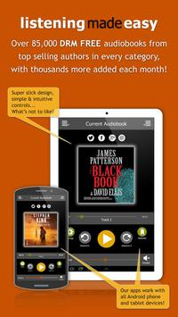 Audiobooks by AudiobookSTORE poster