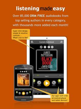 Audiobooks by AudiobookSTORE apk screenshot