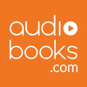 Audiobooks.com: Books & Novels - Stream Audiobooks icon