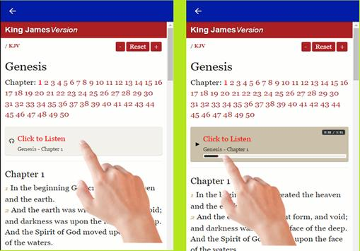 You Bible Audio VerSion apk screenshot