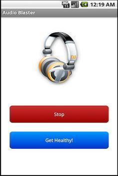 Audio Blaster Prank screenshot 1