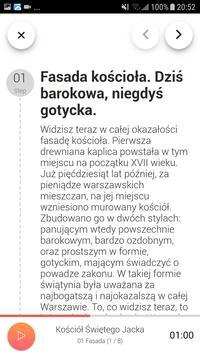 Audioguides to Warsaw screenshot 5