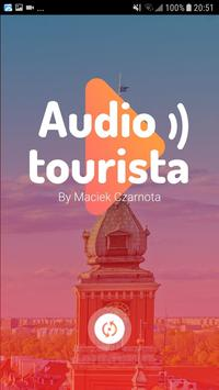 Audioguides to Warsaw poster