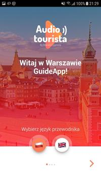 Audioguides to Warsaw screenshot 1
