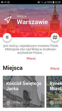 Audioguides to Warsaw screenshot 2