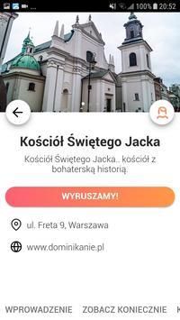 Audioguides for Warsaw apk screenshot