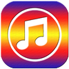 Mp3 music download CC icon