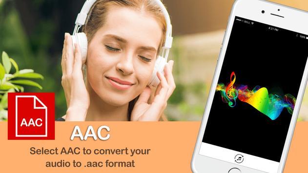 MP3 Audio Converter:MP3:MP3 format changer screenshot 4